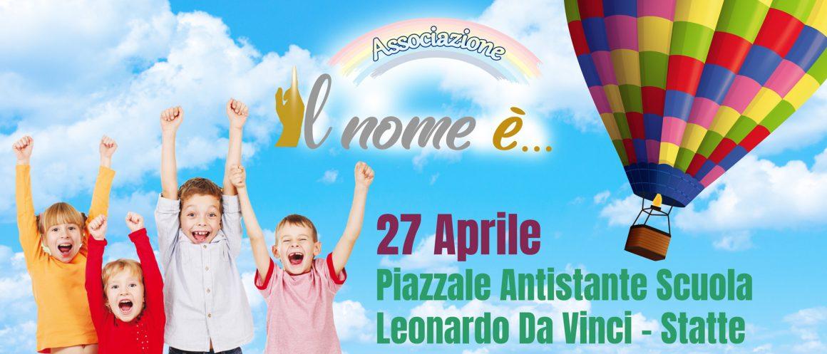27 Aprile – Presentazione Associazione
