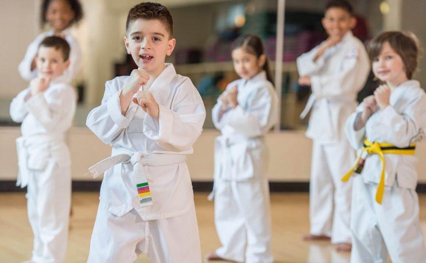 Ecco perché le arti marziali fanno bene ai nostri bambini